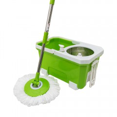 As seen on TV magic mop bucket household mopping wring spin bucket mop