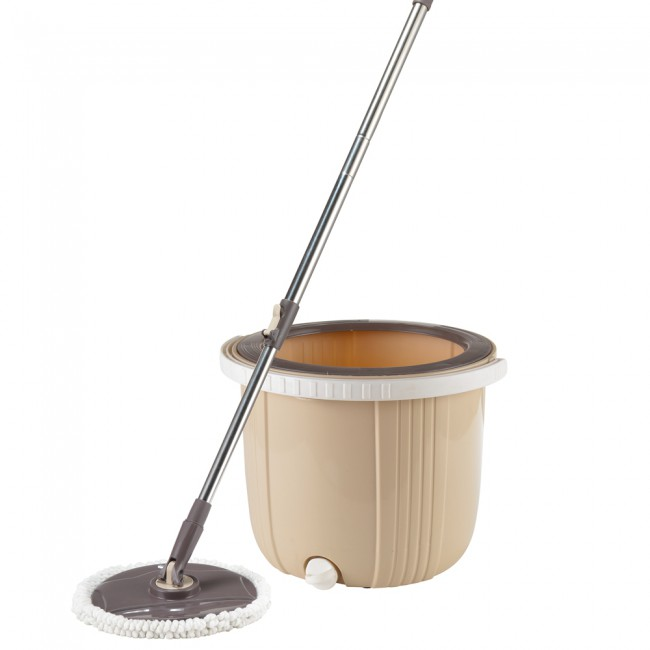 Home Supplies Stocks Aluminum Mop Stick Microfiber Mop Heads Yotube Magic Floor Cleaning Equipment