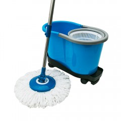 Professional Cleaning Mop 360 Hand Press Magic Mop Microfiber