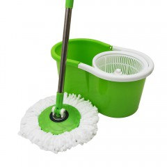 Floor Mops and Bucket Easy Clean Set Tooling Magic Mop