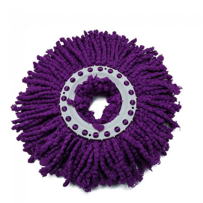 100 percent microfiber spin mop magic mop easy mop head