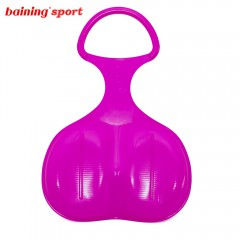 Child Snow Sled Children Snow Seats Plastic Snow Sledge for kids